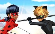 Resultado de imagen para imagenes de ladybug y cat noir