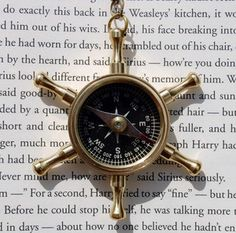 Maritime Helm with Compass Necklace  http://www.wickedclothes.com/product/maritime-helm-with-compass-necklace