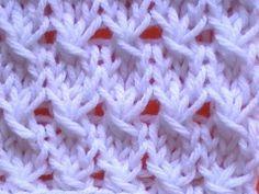 Diy Crafts - crochelinhasagulhas,crochet-crochelinhasagulhas: Crochet skirt, brown shawl and vest brown crochelinhasagulhas crochet shawl skirt Knitting Stiches, Knitting Videos, Crochet Videos, Lace Knitting, Knitting Needles, Crochet Stitches, Tunisian Crochet, Crochet Shawl, Knit Crochet