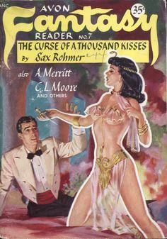 Avon Fantasy Reader 007 YYYY