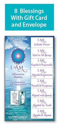 I AM Affirmation Mantras