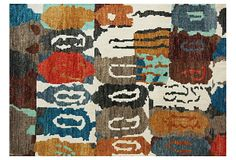 great rug...wish it came in a 10 foot runner for grey foyer