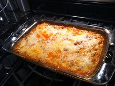 No Boil Baked Penne - so easy...you don't even have to boil the noodles!/This was so easy and turned out great. I used hamburger meat instead of sausage.