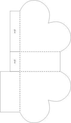 Caixas De Papel Para Imprimir E Montar Embrulhos Pacotes E