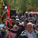 Villa San Roque: Gran participación a la misa de los enfermos
