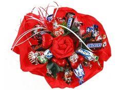 "Geschenk-Bouquet ""Von Herzen"", http://www.worldofsweets.de/Themen/Geschenkideen/Geschenktipps-sonstige/Geschenk-Bouquet-Von-Herzen.html"