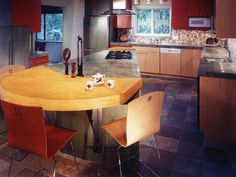 Contemporary Kitchens from Amy Bubier : Designers' Portfolio 2400 : Home & Garden Television