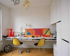 Como decorar o escritório sem gastar muito 5