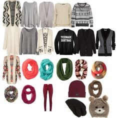 Dear Mom, if you see this, i would love anything from this collage except the teenage dirtbag shirt and the bear hat.