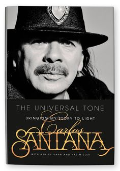 From Tijuana, Mexico, to Woodstock and beyond, legendary guitarist Carlos Santana spins a freewheeling ballad of his remarkable life. #gifts #books