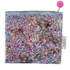Packed Party - The Everything Pouch - Multi Confetti