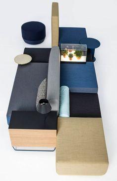 Designed for the modern living room, Werner Aisslinger's 'Bikini Island' sofa systemfor Italian furniture brand Moroso is made up ofmodular. Modular Furniture, Sofa Furniture, Wooden Furniture, Furniture Plans, Furniture Design, Smart Furniture, Furniture Websites, Furniture Dolly, White Furniture