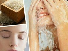 TU SALUD: Agua de arroz: El secreto de las mujeres asiáticas...