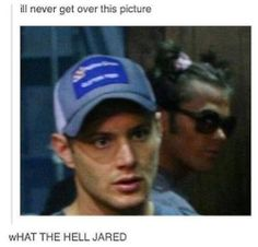 Jared! Lol