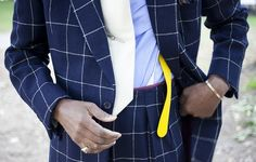 Street style | Suit up!