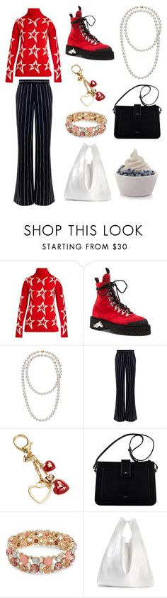 """""""You will forever be my always"""" by tipsymermaid ❤ liked on Polyvore featuring Perfect Moment, Zimmermann, Louis Vuitton, Design Lab, Disney and MM6 Maison Margiela"""
