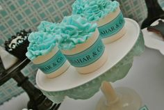 Little Big Company | The Blog: Breakfast at Tiffany's Party by Cakes by Joanne Charmand