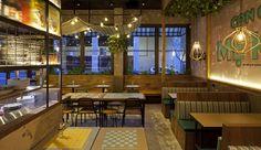 Mamas Buoi restaurant by Giant Design, Surry Hills   Australia restaurant bar