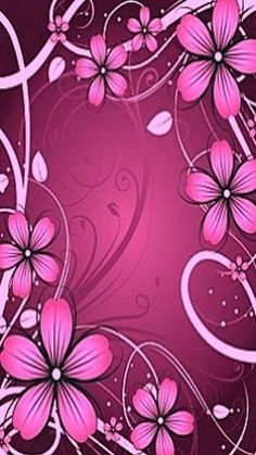 Download 360x640 «Flowers» Cell Phone Wallpaper. Category: Abstract