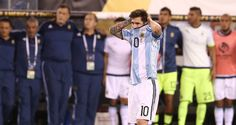 Messi Retires; Ronaldo Must Quit Too - http://www.australianetworknews.com/messi-retires-ronaldo-must-quit/