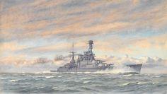 Maritime Prints for Sale Hms Prince Of Wales, Fairey Swordfish, Hms Ark Royal, Hms Hood, Naval History, Image Painting, Ship Art, Royal Navy, Battleship