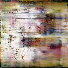 Gerhard Richter, Abstraktes Bild 810-4, 1994, Oil on canvas, 200cm x 200cm