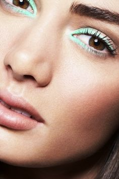 editorial makeup look | via @glamorable