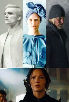 """""""We are a TEAM, Aren't we?"""" The Pale Child. The Wingless Butterfly. The Wounded Soldier. The Girl On Fire."""