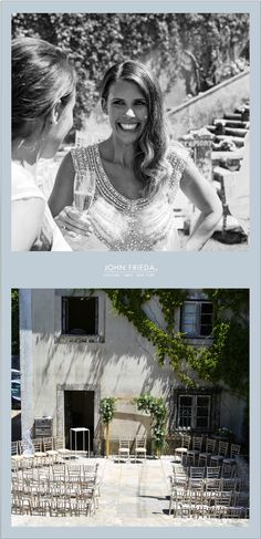 Sunshine, Champagne and smiles #BridalHair #WeddingHair #WeddingStyle #outdoorwedding #bridalstyle #weddinginspiration #weddinghairinspiration #bridalbeauty #weddinghairtips