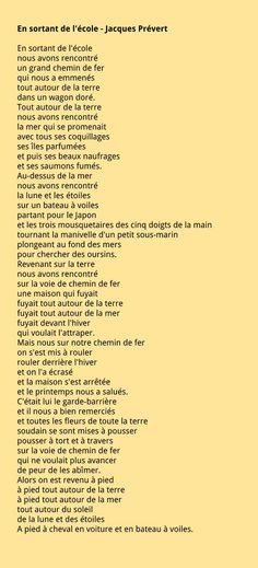 Jacques Prévert - En
