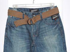 NWT. Arizona Boot Cut Boys Jeans - 14 Regular