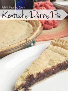 Kentucky Derby Pie R