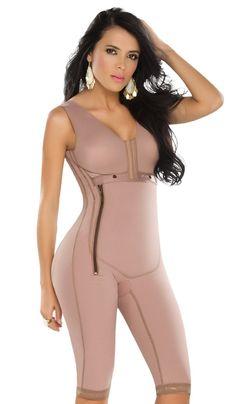 1193bf829ff2d Fajas Colombianas Dprada 11010 Bodyshaper High Compression Garment. Body  GirdleFull ...