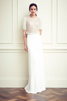 Jenny Packham | Resort 2015 Collection | Style.com