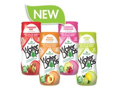 Try our brand new Water Drops! Enhance the way you drink you water! These flavors are incredible.