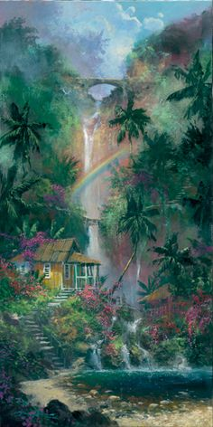 Rainbow Falls (tropical series)