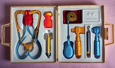 Fisher Price Medical Kit      I had this and I had so much fun with it