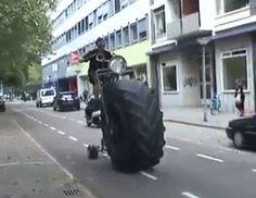 Легковушка на Житомирщине сбила велосипедиста и перевернулась: погибли 2 человека - Цензор.НЕТ 9747