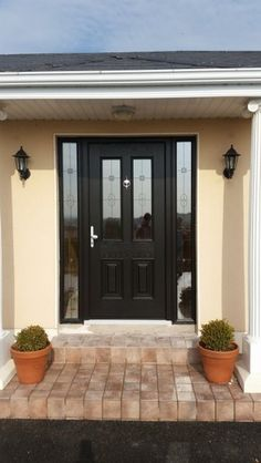 Palladio Doors for sale in Tipperary on & Beautiful new Palladio door in our Langley Mill showroom! | Palladio ...