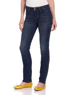 Levi's Women's Mid Rise Flatters and Flaunts Skinny Jean, Deep Sky, 4 Medium Levi's http://www.amazon.com/dp/B00CAUZ11Q/ref=cm_sw_r_pi_dp_MfdEub0F454NR