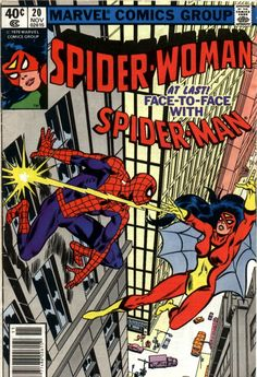Spider Woman v.1 #20
