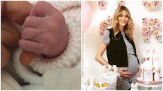 Elena #Santarelli ha partorito: nata Greta <3 qui la #notizia > https://www.spettegolando.it/elena-santarelli-ha-partorito-nata-greta.html