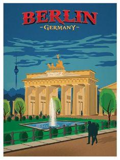 Berlin poster