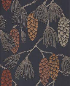 Harlequin Epitome Copper / Gold / Sepia Wallpaper main image