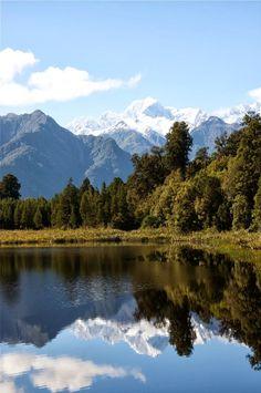 Lake Tekapo, New Zealand. *****