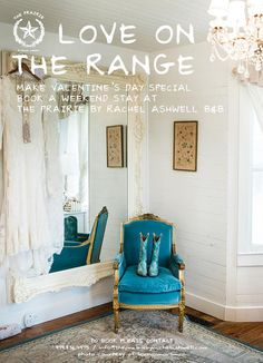 The Prairie by Rachel Ashwell, a bed and breakfast in Round Top, TX