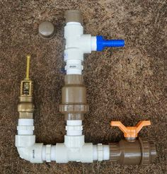 Homestead Layout, Ram Pump, Plumbing Drawing, Hydraulic Ram, Water Powers, Metal Working Tools, Aquaponics System, Water Storage, Gifts For Office