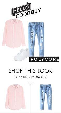 """Bez tytułu #259"" by julia-wolna on Polyvore featuring moda, Elizabeth and James i New Look"
