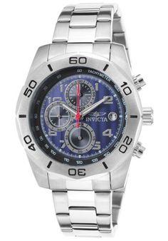 Invicta 16080 Men's Pro Diver Silver-Tone Steel Case Chronograph Blue Dial. Deal Price: $69.99. List Price: $595.00. Visit http://dealtodeals.com/invicta-men-pro-diver-silver-tone-steel-case-chronograph-blue-dial/d17920/watches/c135/