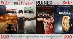 Box Set Sale & Excerpt ~ Wrecked and Ruined Series by Aly Martinez